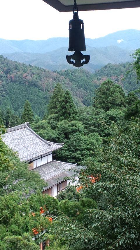 比叡山方向